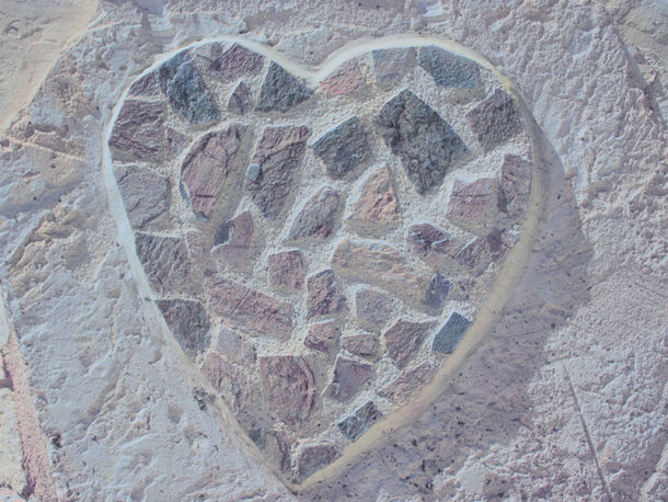 Stenen hart harteloos onbegrip Hester Schaart Liefdesverdrietpsycholoog liefdesverdriet